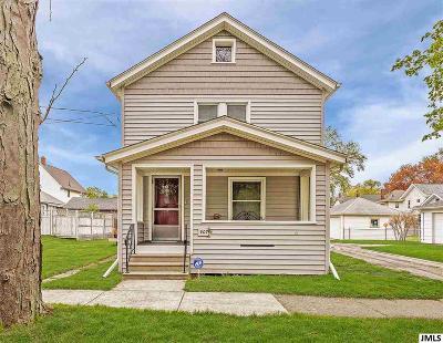 Jackson Single Family Home For Sale: 907 Sixth St