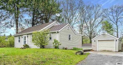 Jackson Single Family Home For Sale: 3041 Francis St