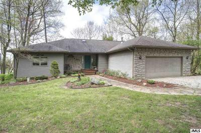 Onsted Single Family Home For Sale: 8701 Jessup Rd