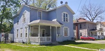Jackson Multi Family Home For Sale: 719 W Ganson