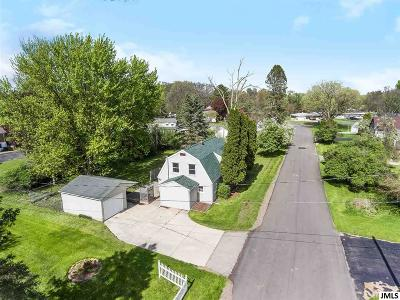 Jackson Single Family Home For Sale: 1016 Oak Grove Rd
