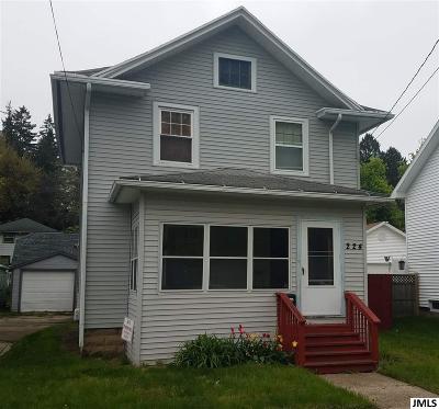 Jackson Single Family Home For Sale: 224 Rosedale