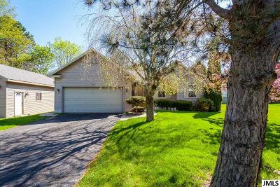 Single Family Home Contingent - Financing: 4454 Spinnaker Ln