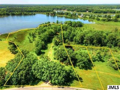 Jackson Residential Lots & Land For Sale: V/L Napoleon Rd