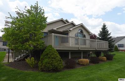 Jackson MI Condo/Townhouse For Sale: $219,900