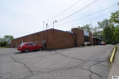 Jackson Commercial/Industrial For Sale: 745 Lansing Ave