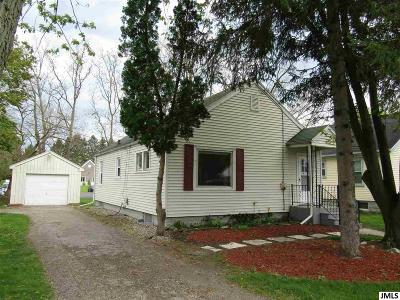 Spring Arbor Single Family Home For Sale: 239 Cottage