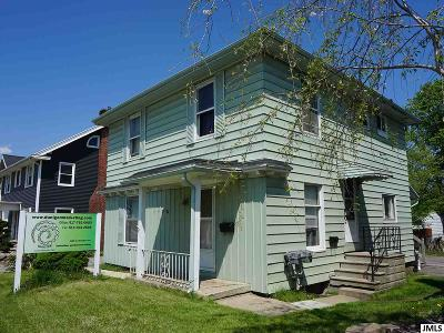 Jackson MI Multi Family Home For Sale: $84,900