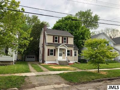 Jackson Single Family Home Contingent - Financing: 764 Douglas St