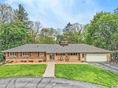 Jackson County Single Family Home For Sale: 1346 Kathmar