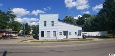 Jackson MI Multi Family Home For Sale: $84,900