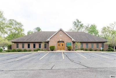 Jackson Commercial/Industrial For Sale: 1331 Horton Rd