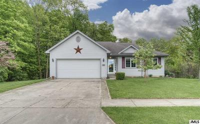 Single Family Home For Sale: 345 Woodside Dr