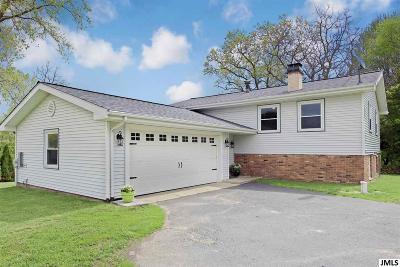 Jackson MI Single Family Home For Sale: $204,900