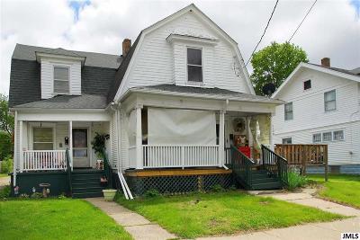 Jackson MI Multi Family Home For Sale: $42,900