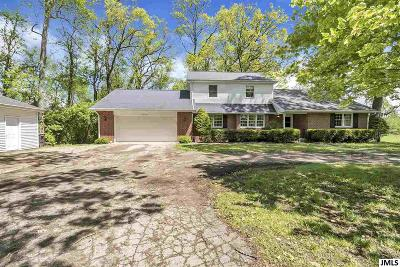 Jackson County Single Family Home For Sale: 1690 Richards Rd