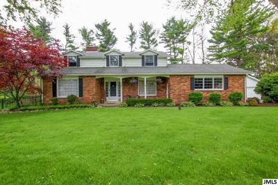 Jackson Single Family Home Contingent - Financing: 1727 Probert Rd
