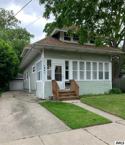 Lansing Single Family Home Contingent - Financing: 1841 Beal Dr