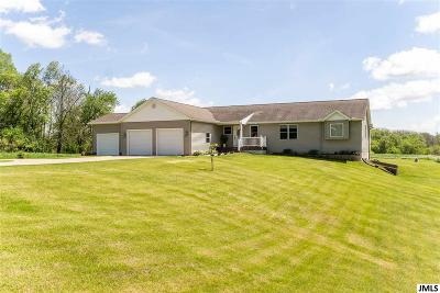 Jackson Single Family Home Contingent - Financing: 4671 Walz Rd