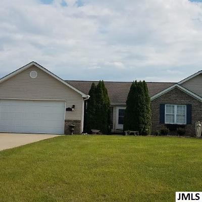 Grass Lake Single Family Home Contingent: 1243 Deer Run