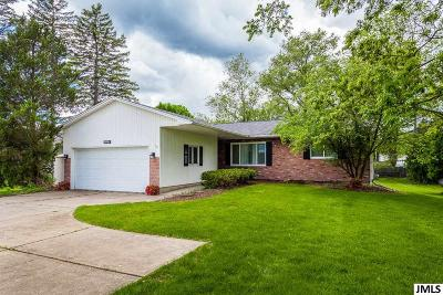 Single Family Home For Sale: 3034 Horton Rd
