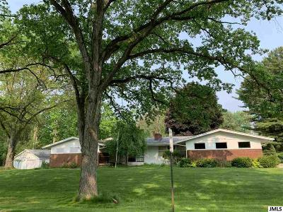 Jackson Single Family Home Contingent - Financing: 6128 Browns Lake Rd