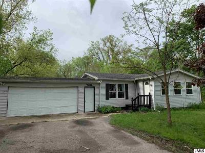Jackson Single Family Home For Sale: 2903 Alder