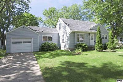 Jackson Single Family Home For Sale: 2305 Dover Ave