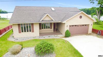 Jackson Single Family Home For Sale: 3445 Wanda Dr