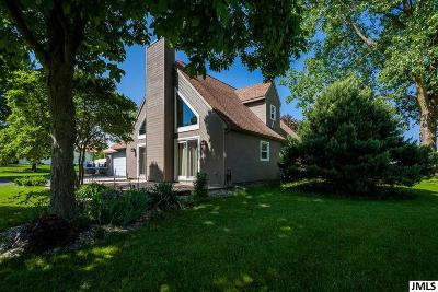 Lenawee County Single Family Home For Sale: 8960 Kingsley Dr