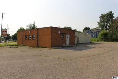 Jackson Commercial/Industrial For Sale: 1208 Page Ave