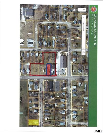 Jackson Commercial/Industrial For Sale: 1042 Cooper