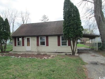 Jackson Single Family Home For Sale: 729 Andrew