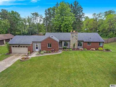 Jackson Single Family Home Contingent - Financing: 1399 Badgley Rd