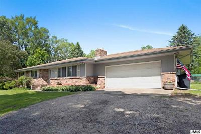 Jackson Single Family Home Contingent - Financing: 8815 N Meridian Rd