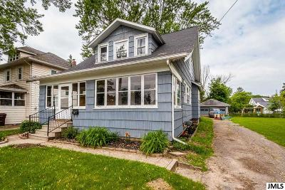 Single Family Home Contingent - Financing: 610 Orange St