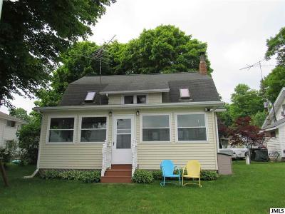 Manitou Beach Single Family Home For Sale: 1010 Elm St