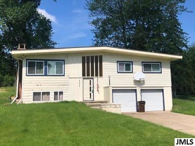 Jackson Single Family Home Contingent: 4246 Lancashire Dr