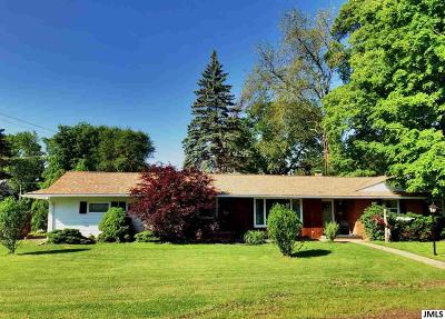 Jackson Single Family Home For Sale: 2301 Foote Manor