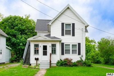 Jackson Multi Family Home For Sale: 727 S Pleasant St