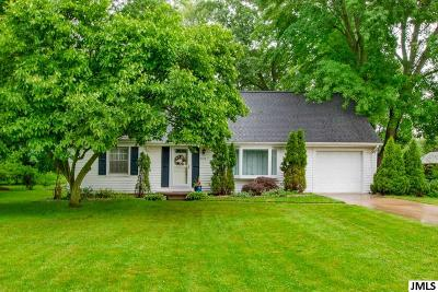 Jackson Single Family Home For Sale: 2708 Forest Lake Dr