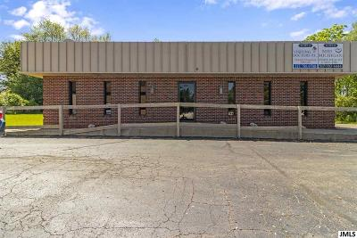 Jackson Commercial/Industrial For Sale: 2108 Fourth St