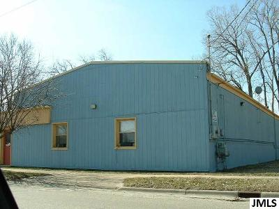 Jackson Commercial/Industrial For Sale: 624 Hupp Ave