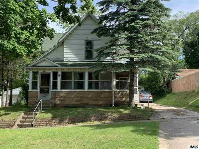 Jackson Single Family Home For Sale: 1306 Pringle Ave