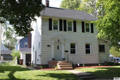 Jackson Single Family Home Contingent - Financing: 1100 Union St