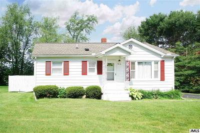 Spring Arbor Single Family Home For Sale: 3110 Noble
