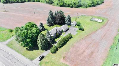 Jackson County Single Family Home For Sale: 9852 Brooklyn Rd