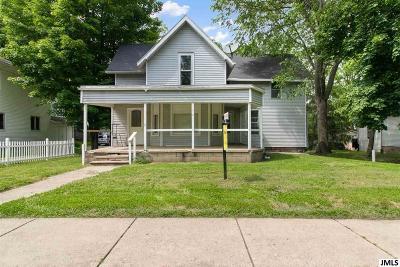 Mason Multi Family Home For Sale: 428 W Ash