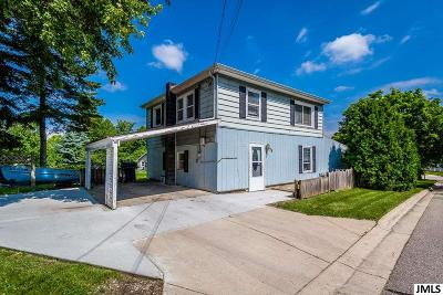 Lenawee County Single Family Home Contingent - Financing: 875 Geddes