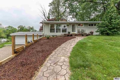 Jackson Single Family Home For Sale: 2444 W Kimmel Rd